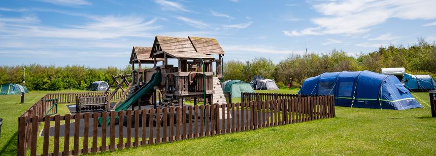 Beadnell bay play area