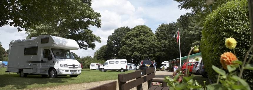 Picturesque Views of the Norwich Camp Site, Norfolk