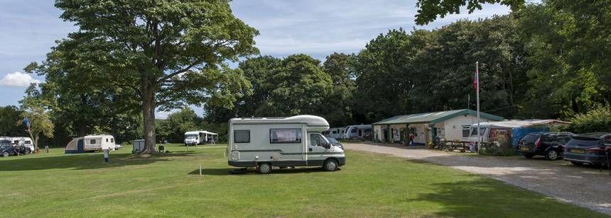 Norwich campsite