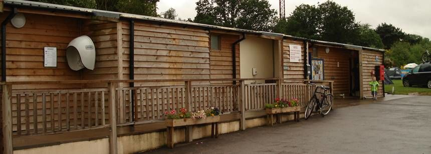 Facilities at Drayton Manor Camp Site, Staffordshire