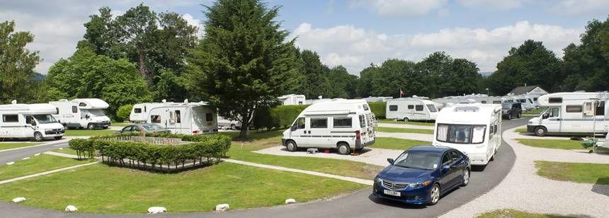 uk camper van sites