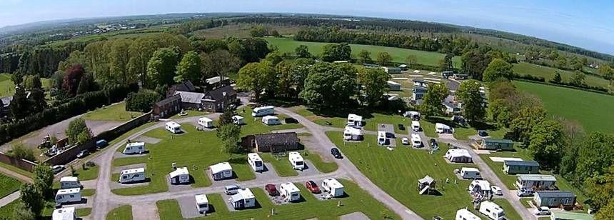 Dalston Hall Holiday Park Golf Club Campsite Explore Cumbria From Dalston Hall Holiday Park
