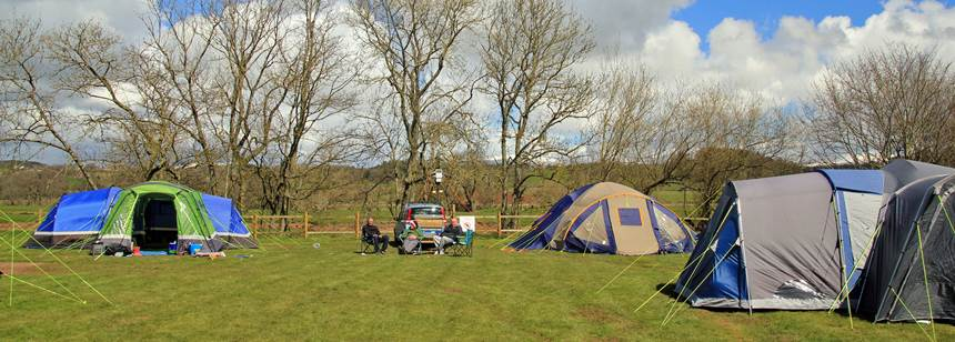Lazonby swimming pool and camp site campsite explore - Camping sites uk with swimming pools ...
