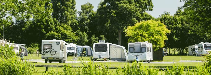 Hereford campsite