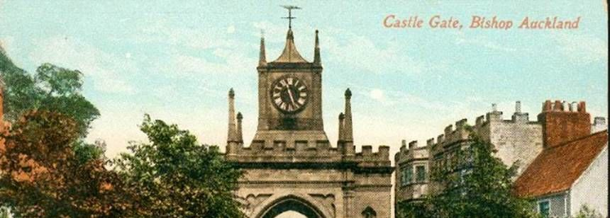 Castle Gate, Bishop Auckland