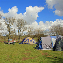 Lazonby swimming pool and camp site campsite explore - Campsites in cumbria with swimming pool ...