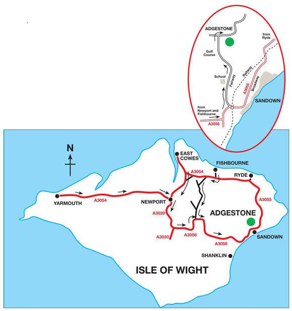 Adgestone Campsite  Explore Isle of Wight from Adgestone Campsite