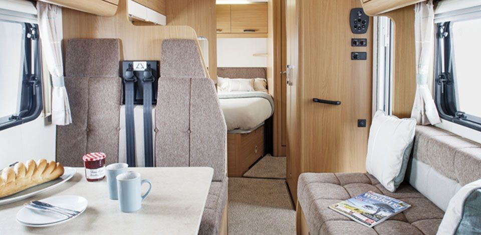 Win a Motorhome Holiday Home