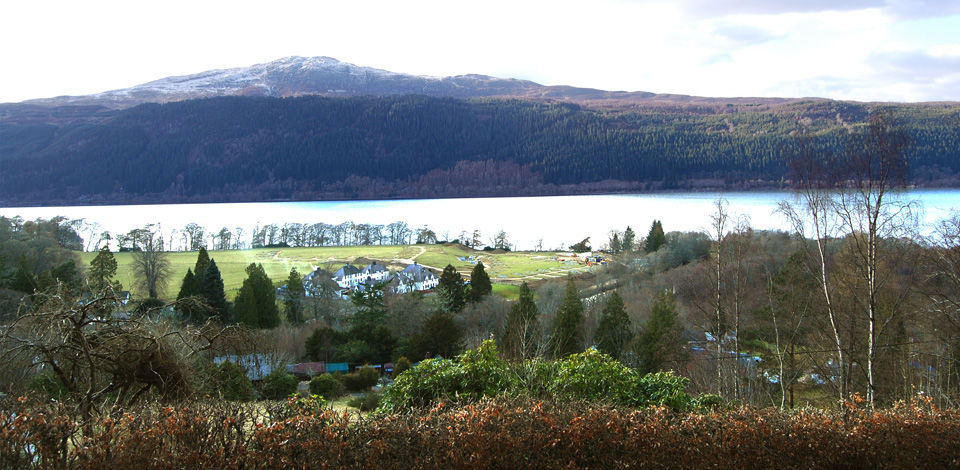 New Club Site at Loch Ness