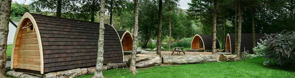 Glamping Lake District - Eskdale Campsite
