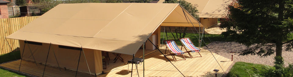 Safari Tents at Teversal