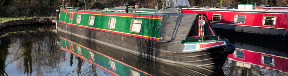 Best campsites for canal boat hire