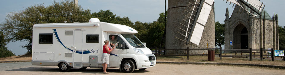 Motorhome hire in the UK, Europe and beyond