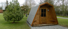 Glamping on Certificated Sites