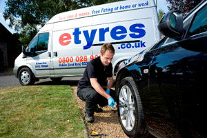etyres - The tyre experts who come to you