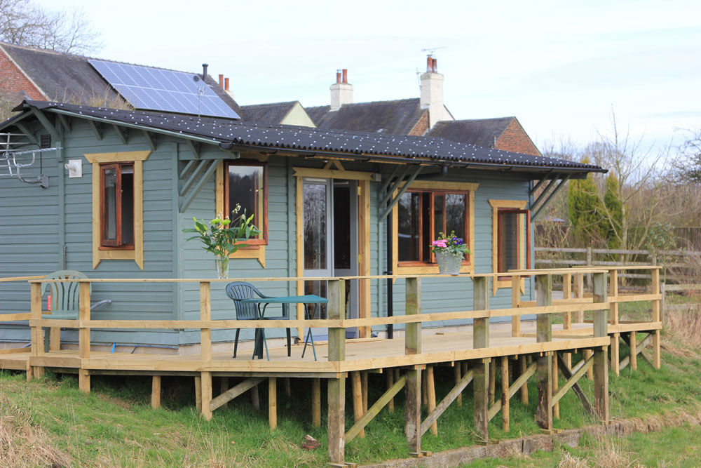 Ashbourne Holiday Cabin