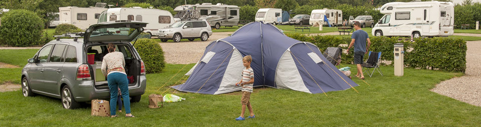Camping Insurance - why you should think about it