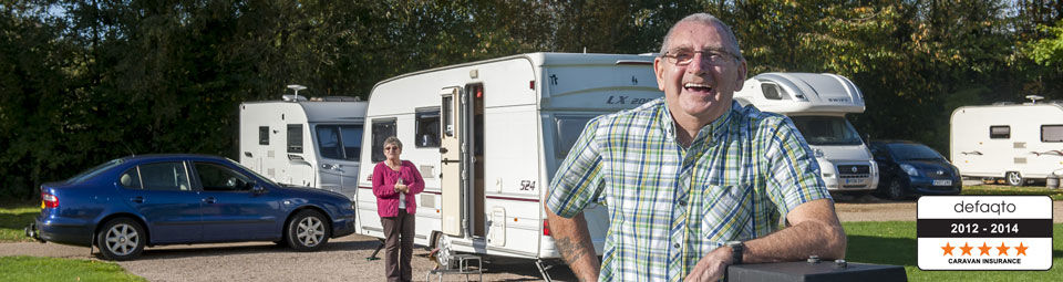How to make a caravan insurance claim