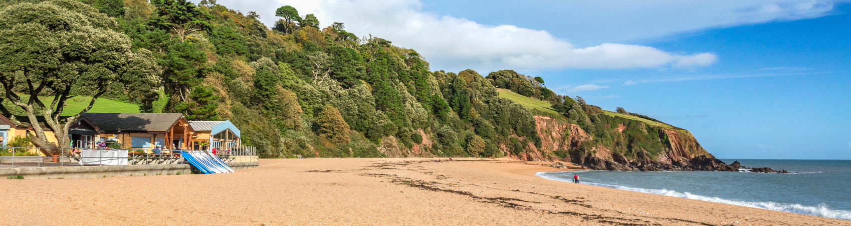 Beach Camping in Devon