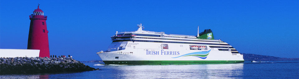 Ferries to Dublin
