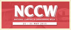 Join us for National Camping and Caravanning Week 2015