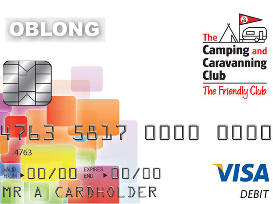 The Club's Prepaid Visa Card