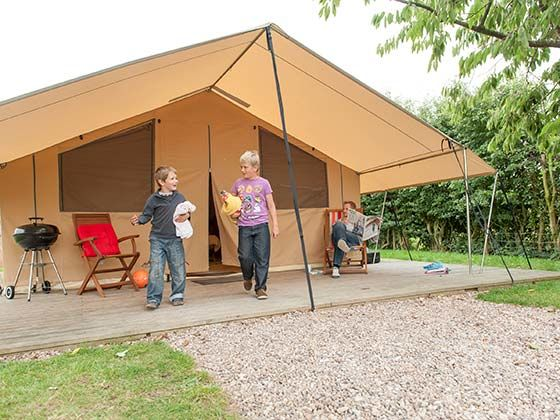 Go Glamping with the Club
