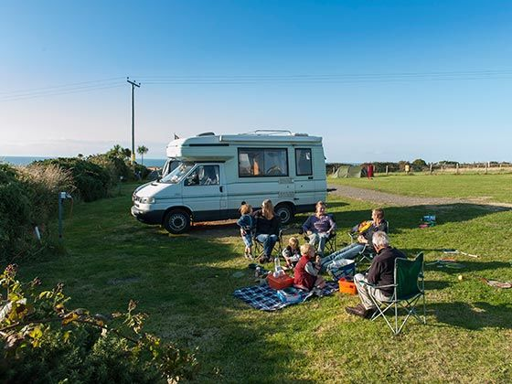 UK Campsites | Find a Campsite The Camping and Caravanning