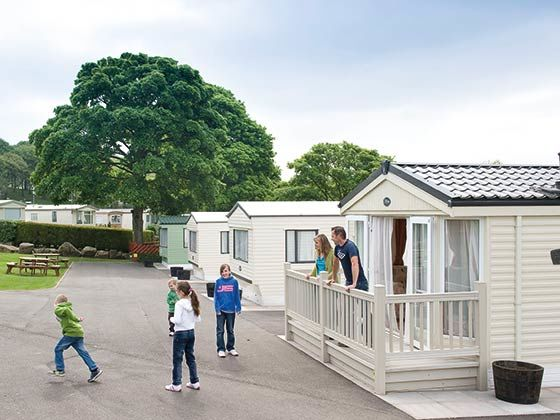 Alton, The Star Self Catering Caravans