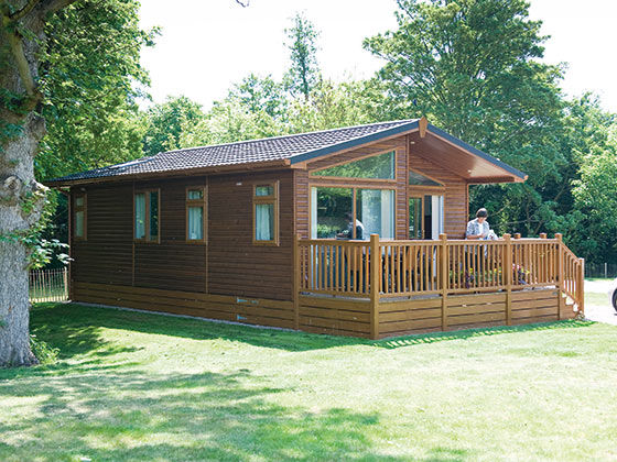 Theobalds Park Luxury Lodges