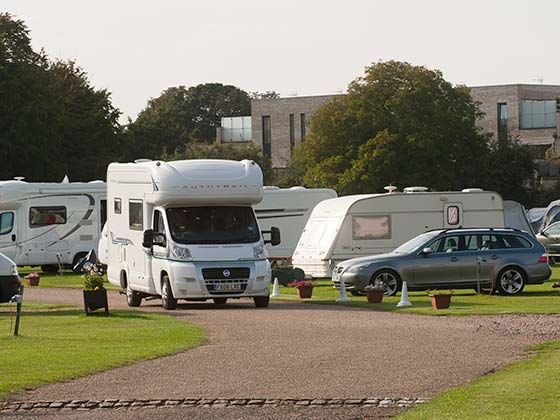 Hire a motorhome or campervan through our Privilege Scheme