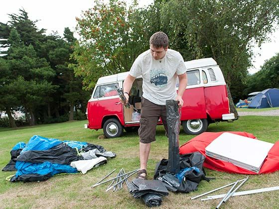 Camping for Beginners: Get Started With the Club