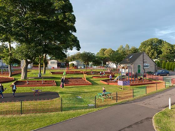 Alton the Star play area