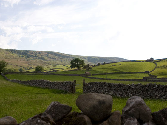 Campsites in Yorkshire