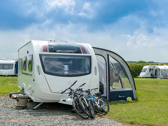 New to Caravans