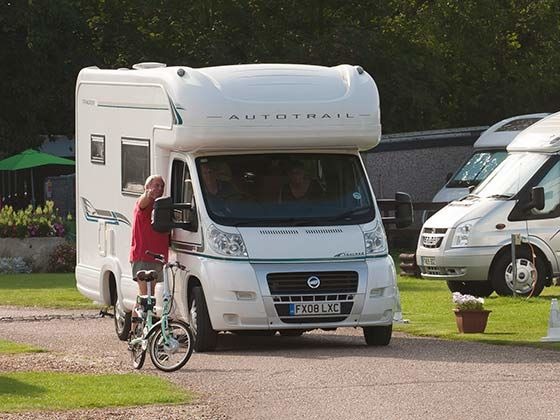 New to motorhomes