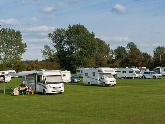 Choosing the right camping site for you