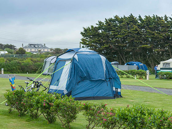 Choosing your tent & New to tents - The Camping and Caravanning Club