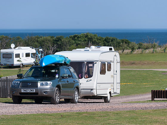 Matching Your Car and Caravan