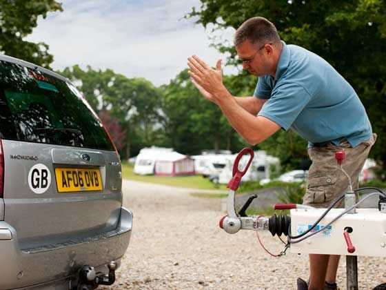 What is a Camping and Caravanning Club Franchise?