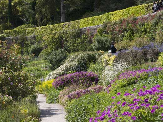 Best gardens to visit near our campsites