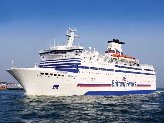 Ferries To Channel Islands From France