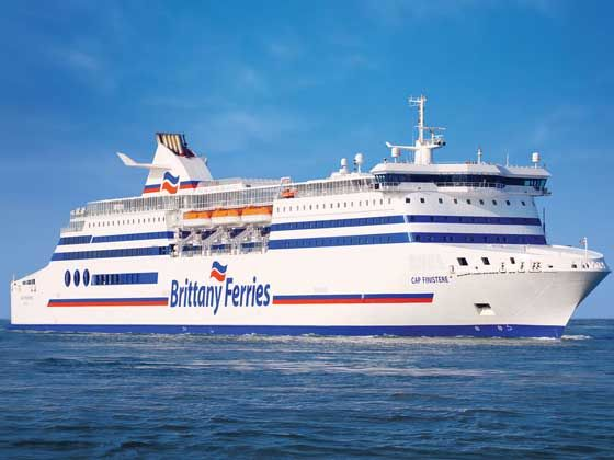 Ferries to Spain