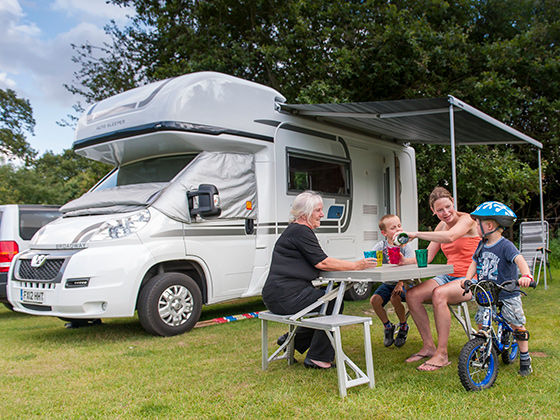 Looking After Your Motorhome