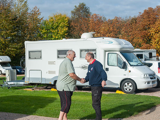 Where is the best place to buy my motorhome?