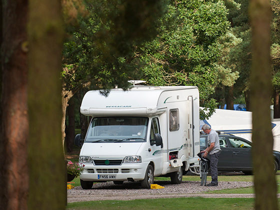 Motorhome safety on the move
