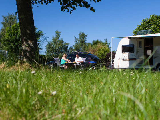 Camping Loire Valley & Central France