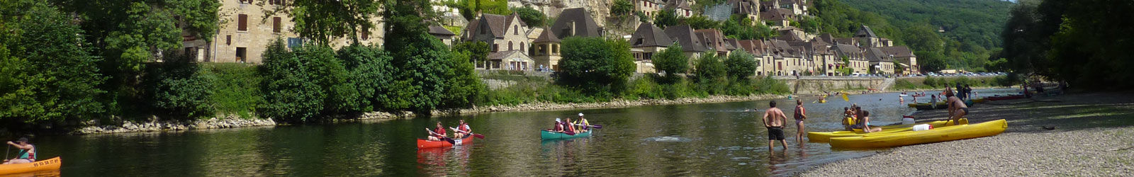 Dordogne and Lot Valley camping