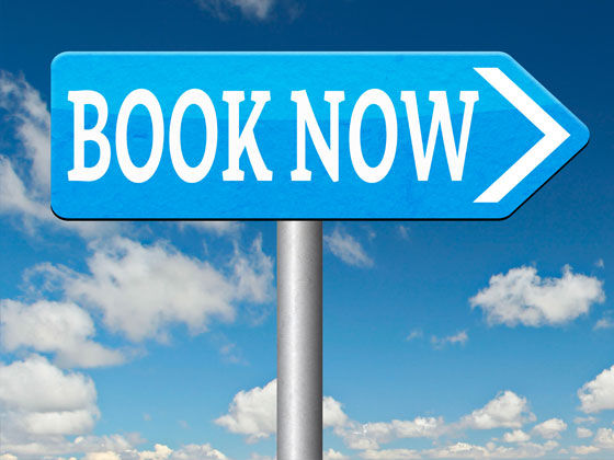 Booking your European and Worldwide holidays