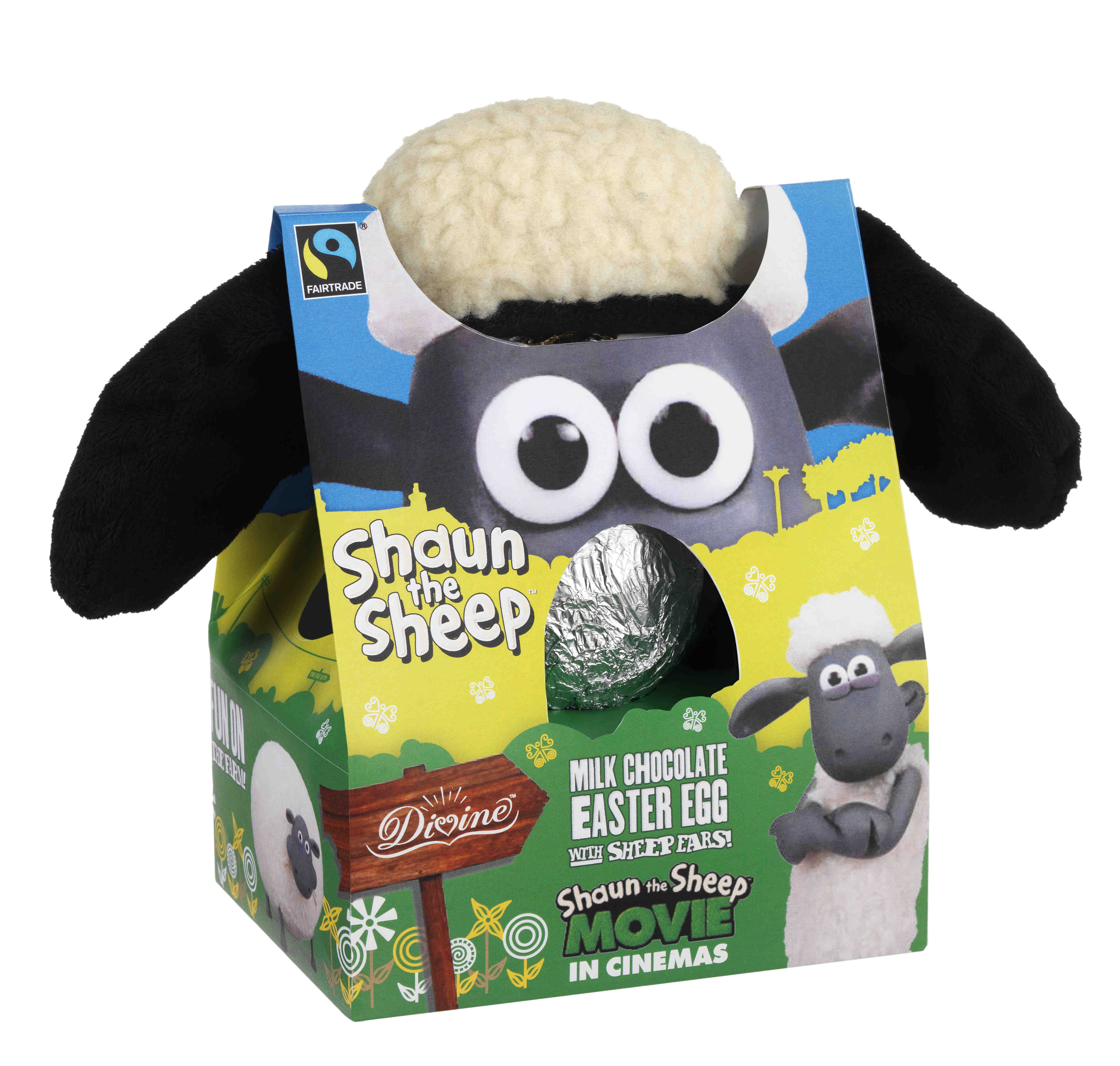 Shaun the Sheep Facebook Competition